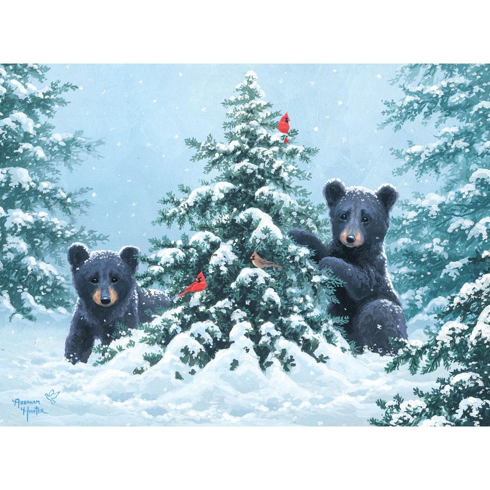 O Christmas Tree 1000 Piece Jigsaw Puzzle