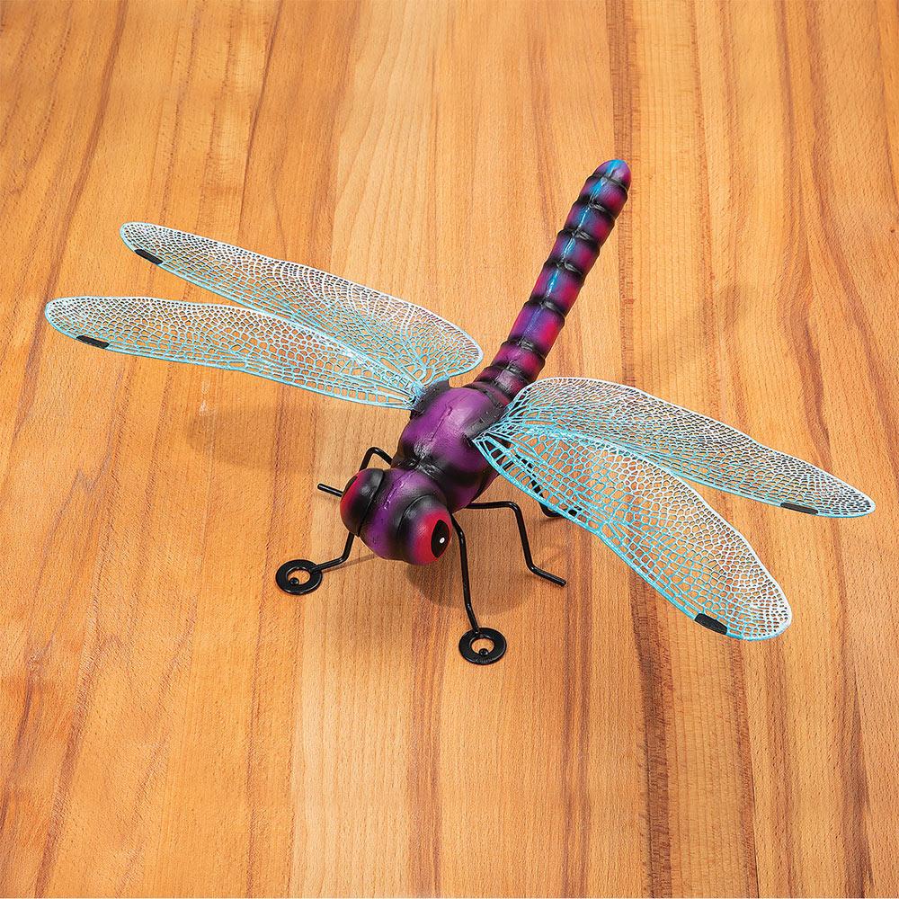 Dragonfly Metal Sculpture