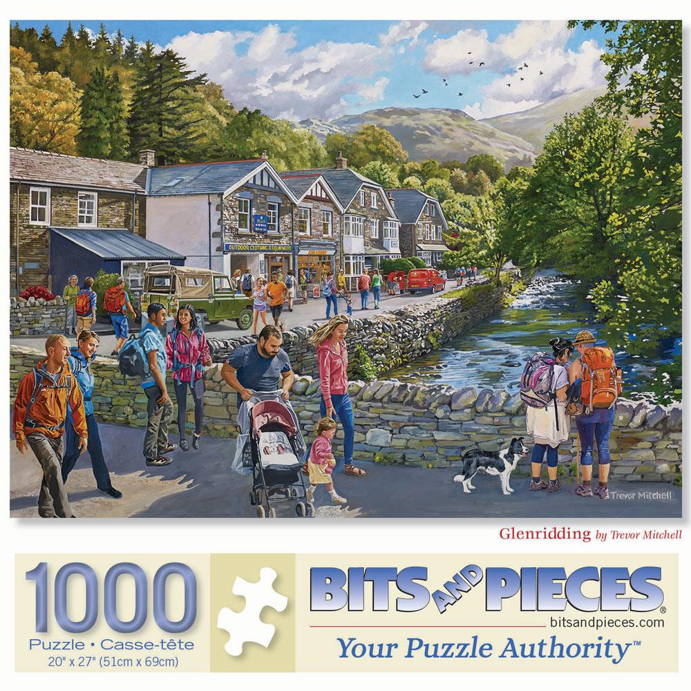 Glennriding 1000 Piece Jigsaw Puzzle