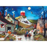 Buy Haunted Haven Spooky 1000 Piece Jigsaw Puzzle