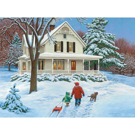 Home from the Hill 1000 Piece Jigsaw Puzzle