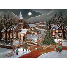Spirit Of Christmas 1500 Piece Jigsaw Puzzle