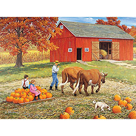 Pick Of The Patch 500 Piece Jigsaw Puzzle