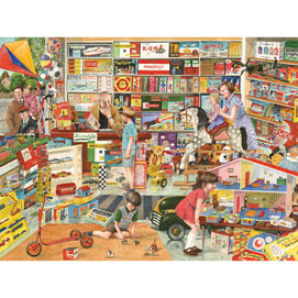 Toy Shop 300 Large Piece Jigsaw Puzzle