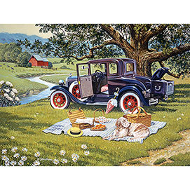 From Seasons Past 1000 Piece Jigsaw Puzzle