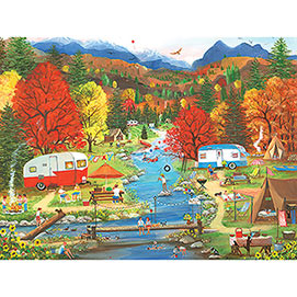 Into The Wild 300 Large Piece Jigsaw Puzzle