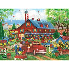 Lighthouse Florist 1000 Piece Jigsaw Puzzle