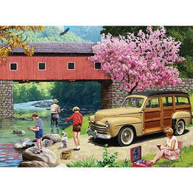 Our Favorite Spot 1000 Piece Jigsaw Puzzle