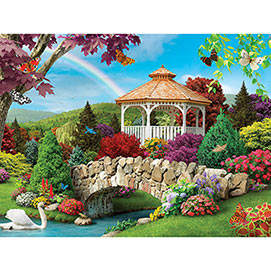 A Perfect Paradise 300 Large Piece Jigsaw Puzzle