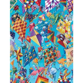 Flights Of Fancy 300 Large Piece Jigsaw Puzzle