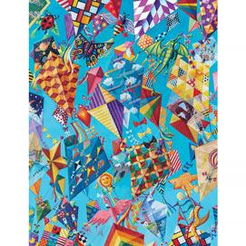Flights Of Fancy 1000 Piece Jigsaw Puzzle