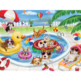 Fun on the Farm 1000 Piece Jigsaw Puzzle