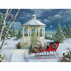 Season of Peace 300 Large Piece Jigsaw Puzzle