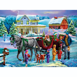 Holiday Cheer 1000 Piece Jigsaw Puzzle