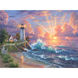 Light of Hope 1000 Piece Jigsaw Puzzle