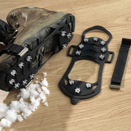 Ice Gripper Shoe Crampons - Large