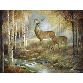 The Buck Stopped Here 300 Large Piece Jigsaw Puzzle
