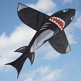 Sensational Giant Shark Kite