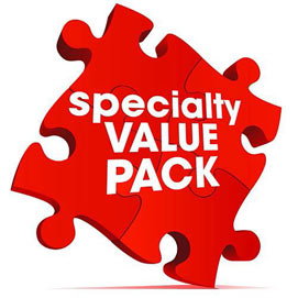 Specialty Value Pack
