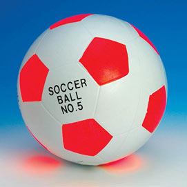 Soccer Light Up Sports Ball