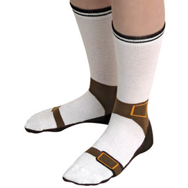 Sandal Silly Socks
