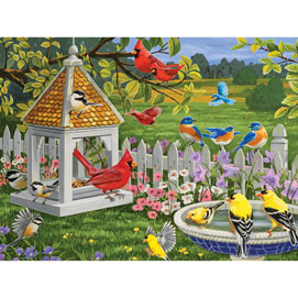 Learning to Fly 500 Piece Jigsaw Puzzle