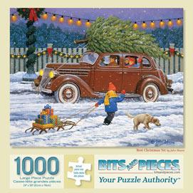 Best Christmas Yet 1000 Piece Jigsaw Puzzle