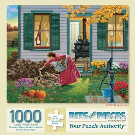 Gathering 1000 Piece Jigsaw Puzzle