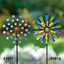 Dots Mini Wind Spinner
