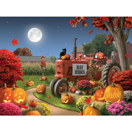 Happy Hollow 500 Piece Jigsaw Puzzle