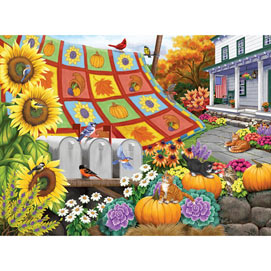 A Fine Fall Day 1000 Piece Jigsaw Puzzle