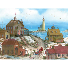 Till The Cows Come Home 500 Piece Jigsaw Puzzle Bits And