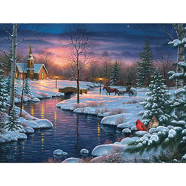 Holy Night 1500 Piece Jigsaw Puzzle