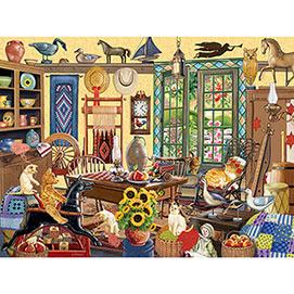 In Through The Open Door 1000 Piece Jigsaw Puzzle