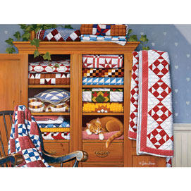Winter Dreams 1000 Piece Jigsaw Puzzle