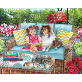 Story Time 500 Piece Jigsaw Puzzle