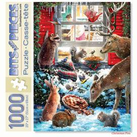 Christmas Pies 1000 Piece Jigsaw Puzzle