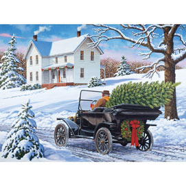The Drive Home 1000 Piece Jigsaw Puzzle