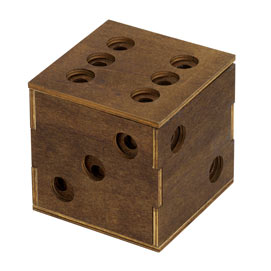 Moving Dots Puzzle Box