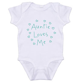 Auntie Loves Me Romper