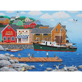 Fish And More Fish 1000 Piece Jigsaw Puzzle
