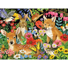 Summer Night 300 Large Piece Jigsaw Puzzle
