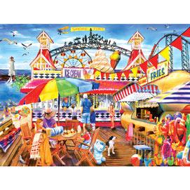 Shore Fun 300 Large Piece Jigsaw Puzzle