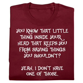 That Little Thing Tee