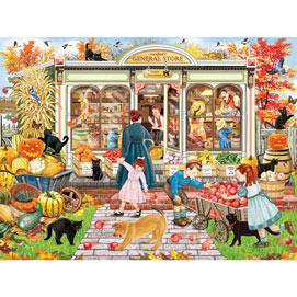 Manfred's General Store 500 Piece Jigsaw Puzzle