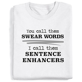 Swear Words Tee