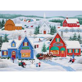 Wintertime 500 Piece Jigsaw Puzzle