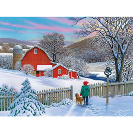 Fresh Start 500 Piece Jigsaw Puzzle