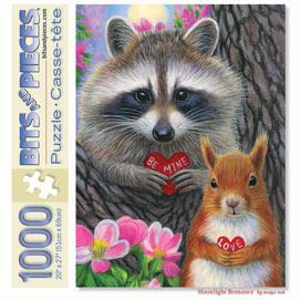 Moonlight Romance 1000 Piece Jigsaw Puzzle