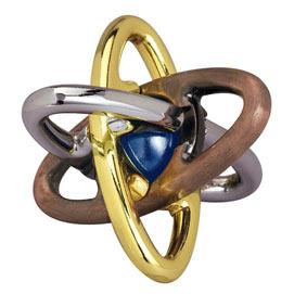 EZ Atom Metal Puzzle